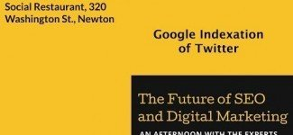 Digital Marketing SEO Google's Twitter Indexation
