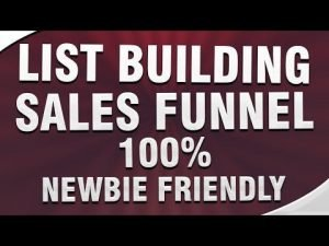 List Building Sales Funnel - 100% Newbie Friendly, Get a step-by-step tutorial for List Building & Sales Funnels for free! http://myonlinebiz4u2.com/, How List Building & Sales Funnels can make you tons of money by getting thousands of sales leads, How to build an effective squeeze page and list, then optimize it for maximum effectiveness, http://myonlinebiz.com/, This simple 3-step strategy costs you absolutely no money out of your pocket!