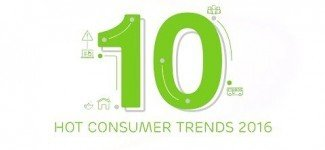 10 Hot Consumer Trends for 2016