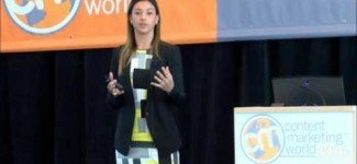 Mature Content Marketing – #CMWorld 2015