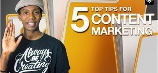 Small Business Content Marketing : Top 5 Tips