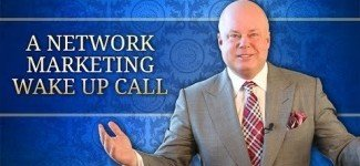 A Network Marketing Waking Call