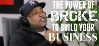 Build Online Business : The Power of Broke