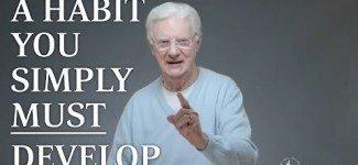 PGI / A Habit You Simply MUST Develop