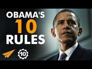Barack Obama's Top 10 Rules For Success, He's a graduate of Columbia University and Harvard Law School, http://myonlinebiz4u2.com/, Barack Obama served as president of the Harvard Law Review. He defeated Republican nominee John McCain in the general election, and was inaugurated as president on January 20, 2009. http://myonlinebiz4u2.com/, He's Barack Obama and here are his Top 10 Rules for Success,