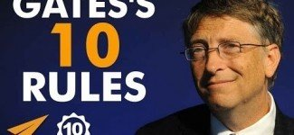 Bill Gates's Top 10 Success Rules