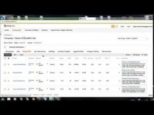 Start Bing Ads Campaigns, How to SetUp a Bing Ads Campaign, http://myonlinebiz4u2.com/, How To Start Driving Pay Per Click (PPC) Traffic to Your Website or Lead Capture Page Right Away, This is a more detailed verision of seting up an campaign with Bing Ads. http://myonlinebiz4u2.com/