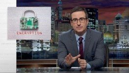 Last Week Tonight John Oliver: Encryption (HBO)