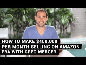 400000 Selling Amazon - FBA With Greg Mercer, Selling On Amazon with Amazon FBA, http://myonlinebiz4u2.com/, How To Make Money Amazon, How Sell On Amazon, http://myonlinebiz4u2.com/, How to do Amazon Product Research
