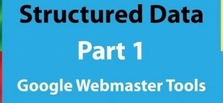Google Webmaster Structured: Google Webmaster Tools Structured Data – Part 1