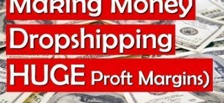 Make Money Online with Dropship Business Margins