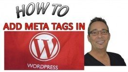 Meta Tags WordPress: How To Add Meta Tags