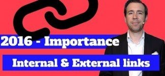 Internal / External Links : Links Are Important