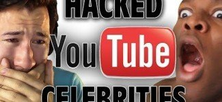 Youtube Celebrities Hacked :10 Youtubers Hacked