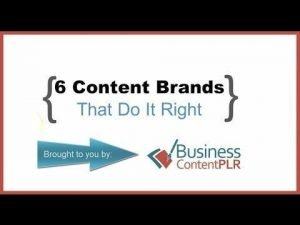 Correct Content Marketing - 6 Content Brands Who Do Content Marketing Right, http://myonlinebiz4u2.com