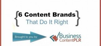 Correct Content Marketing – 6 Content Brands Who Do Content Marketing Right