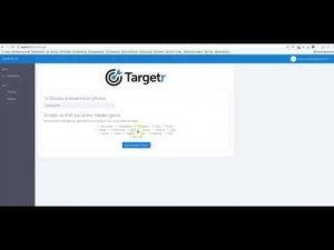 Targetr Agency Demo - Struggling to Get Targeted BUYER Traffic, http://myonlinebiz4u2.com
