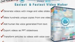 Video Spin Blaster Pro 2.0 – Review, Best Video Creation Software, Fast And Easy Video Creation
