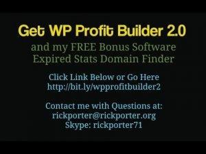 Profit Builder 2.0 Bonus and Walk-Through Review, Create Marketing & Lead Pages that Convert Like Crazy, http://myonlinebiz4u2.com, Dominate Search Engines with High-converting Content.http://myonlinebiz4u2.com, Convert Your Authority to Fast Track Profits…