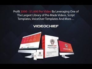 Video Chief Agency 2.0 Review - Profit 500 $ - 1000 $ Per Video In Just 4 Simple Steps, http://myonlinebiz4u2.com