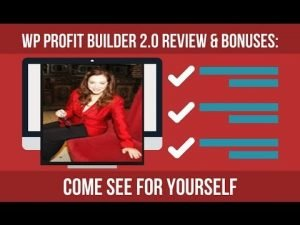 WP Profit Builder 2.0 Review - Sean Donahoe Review, http://myonlinebiz4u2.com