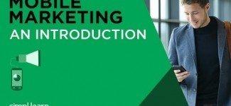 Mobile Marketing Tutorial – Mobile Marketing Training