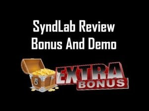 SyndLab Review | SyndLab Bonus Plus Demo, http://myonlinebiz4u2.com