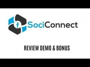 SociConnect Review Demo - Steal Premium Content from FB, http://myonlinebiz4u2.com
